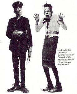 Karl Valentin - Comedia Humaine